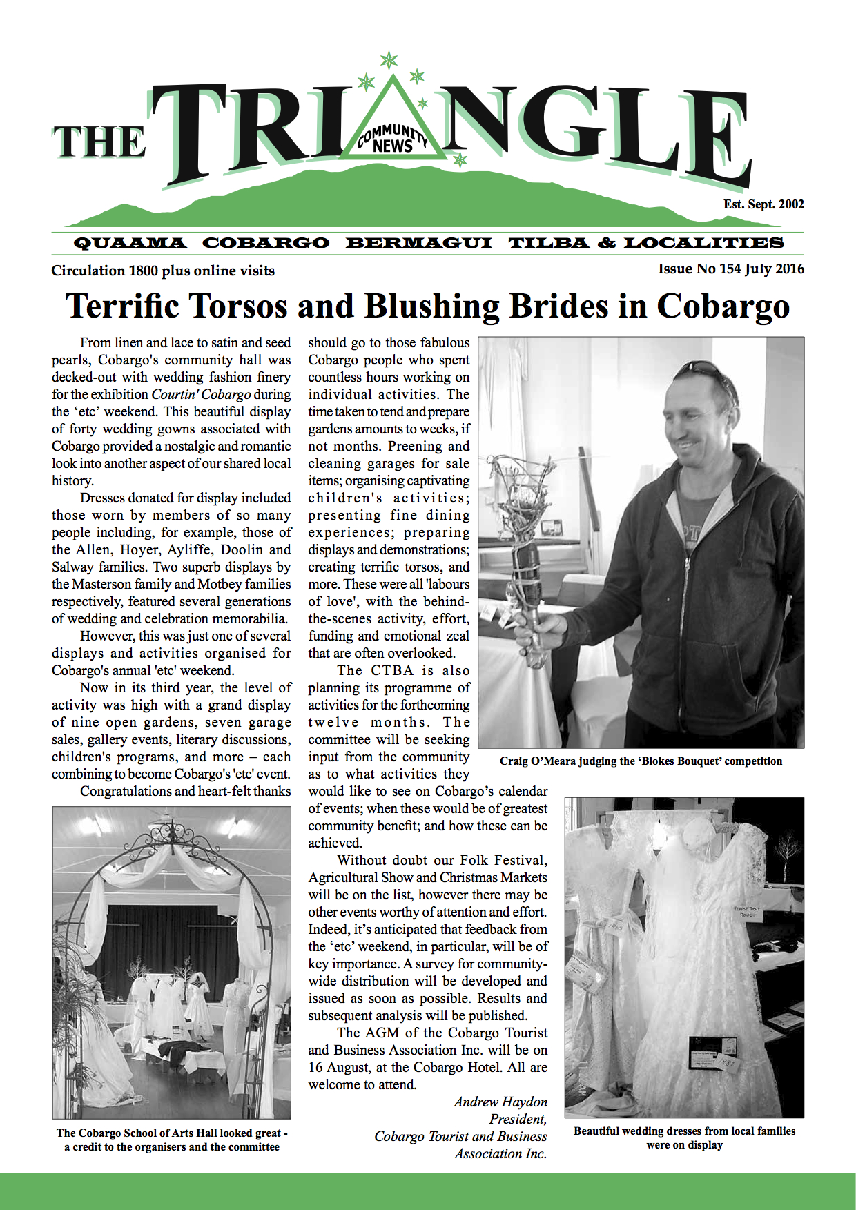 July 2016 front page